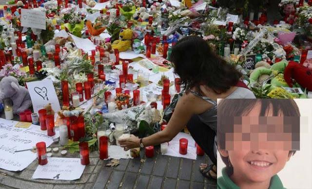 El niño australiana de siete años, Julian Cadman, que estaba como desaparecido después del atentado de Barcelona , localizado en un hospital