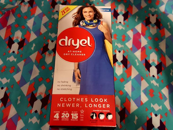 Dry Cleaning at Home is a Breeze with Dryel