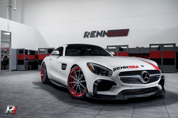 Mercedes-AMG GT by RENNtech