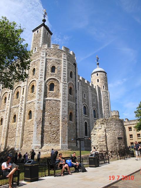 Reign e Rainha Mary na Escócia (e Londres) - Torre de Londres