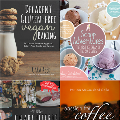 Summer Reading Giveaway: 4 Recipe Books, 1 Winner!