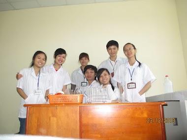 Ký ức thời sinh viên -  Nguyễn Thị Mỹ Duyên (Nhóm 4)