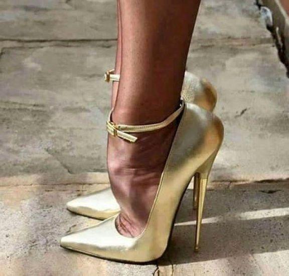 kasut tumit tinggi semasa mengandung