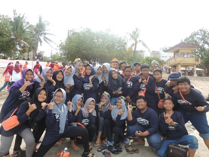 Program pembelajaran kontekstual ke Bali