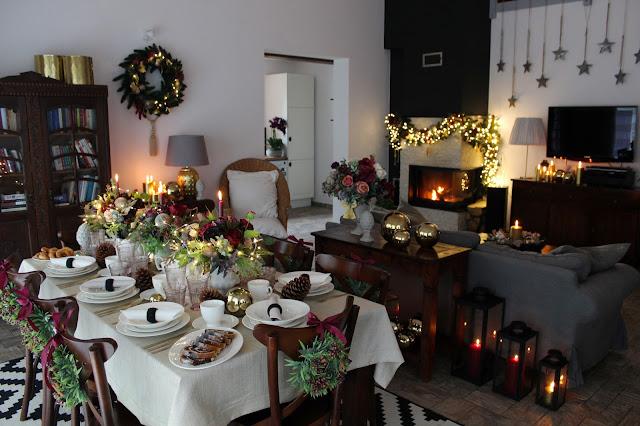 Święta u Moniki w nowym domu