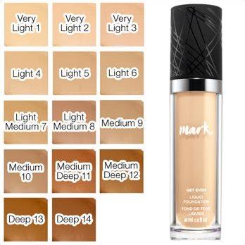 Erica S Fashion Amp Beauty Mark Foundation Amp Powder Makeup