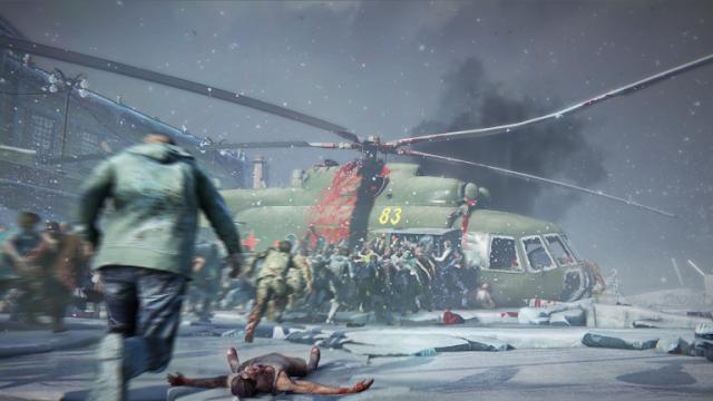 أستوديو Saber Interactive يكشف عن لعبة البقاء World War Z