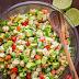 Avocado Shrimp Salsa Recipe.