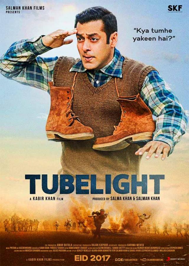 Tình Anh Em - Tubelight (2017)