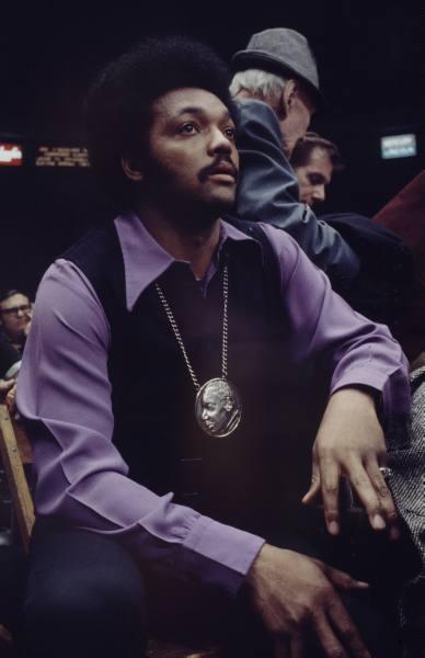 Muhammad Ali Fans At Madison Square Garden 1970 Vintage