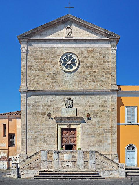Colina Janiculum - Biserica San Pietro in Montorio