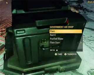 government air drop