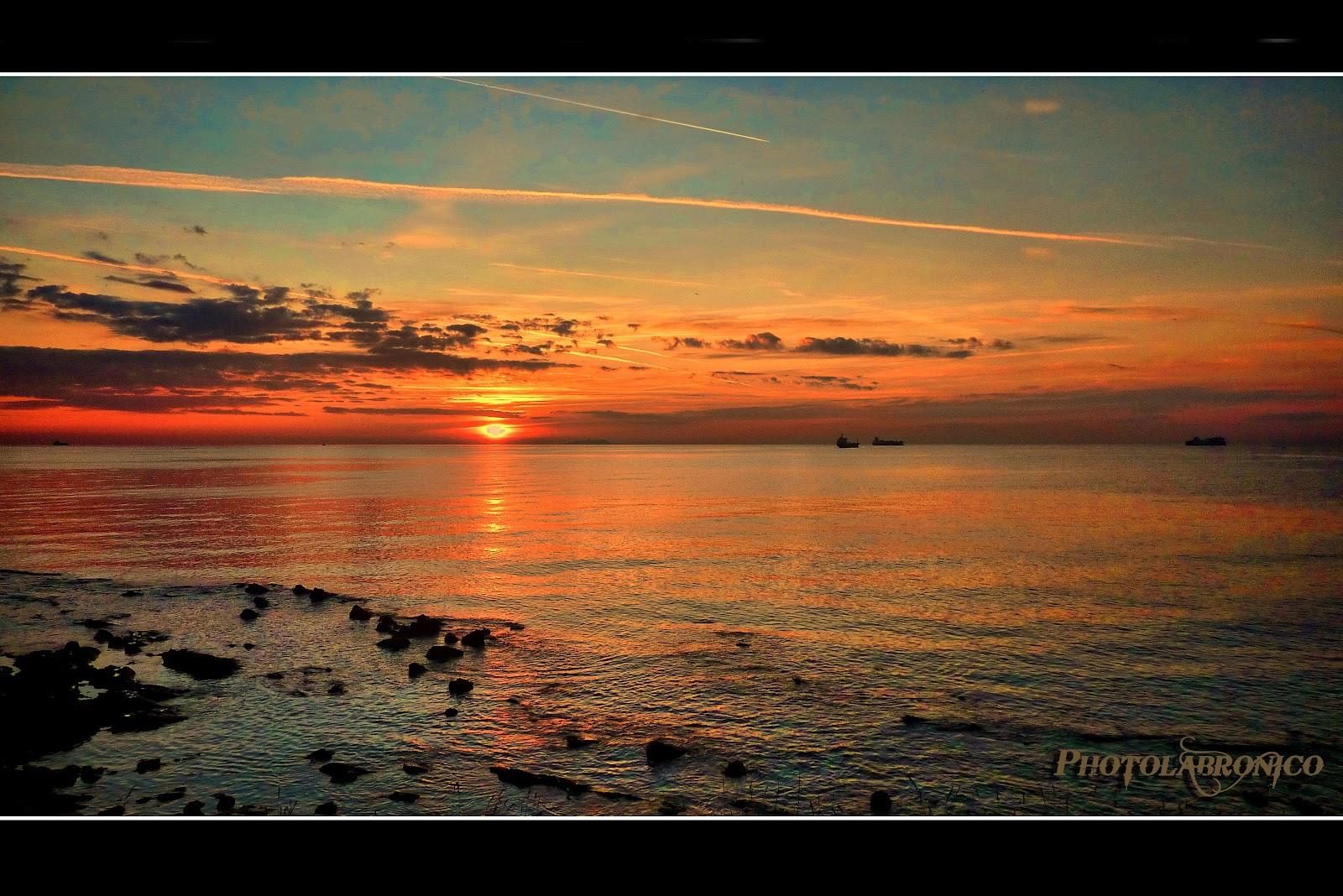 Photolabronico Tramonti sulla costa Labronica