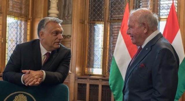 Beletört a bicskája Orbán Viktorba az amerikai nagykövetnek