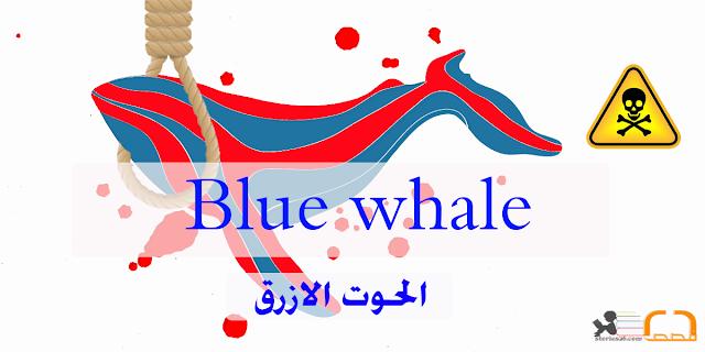قصص مثيرة | العاب قاتلة لعبة الحوت الأزرق