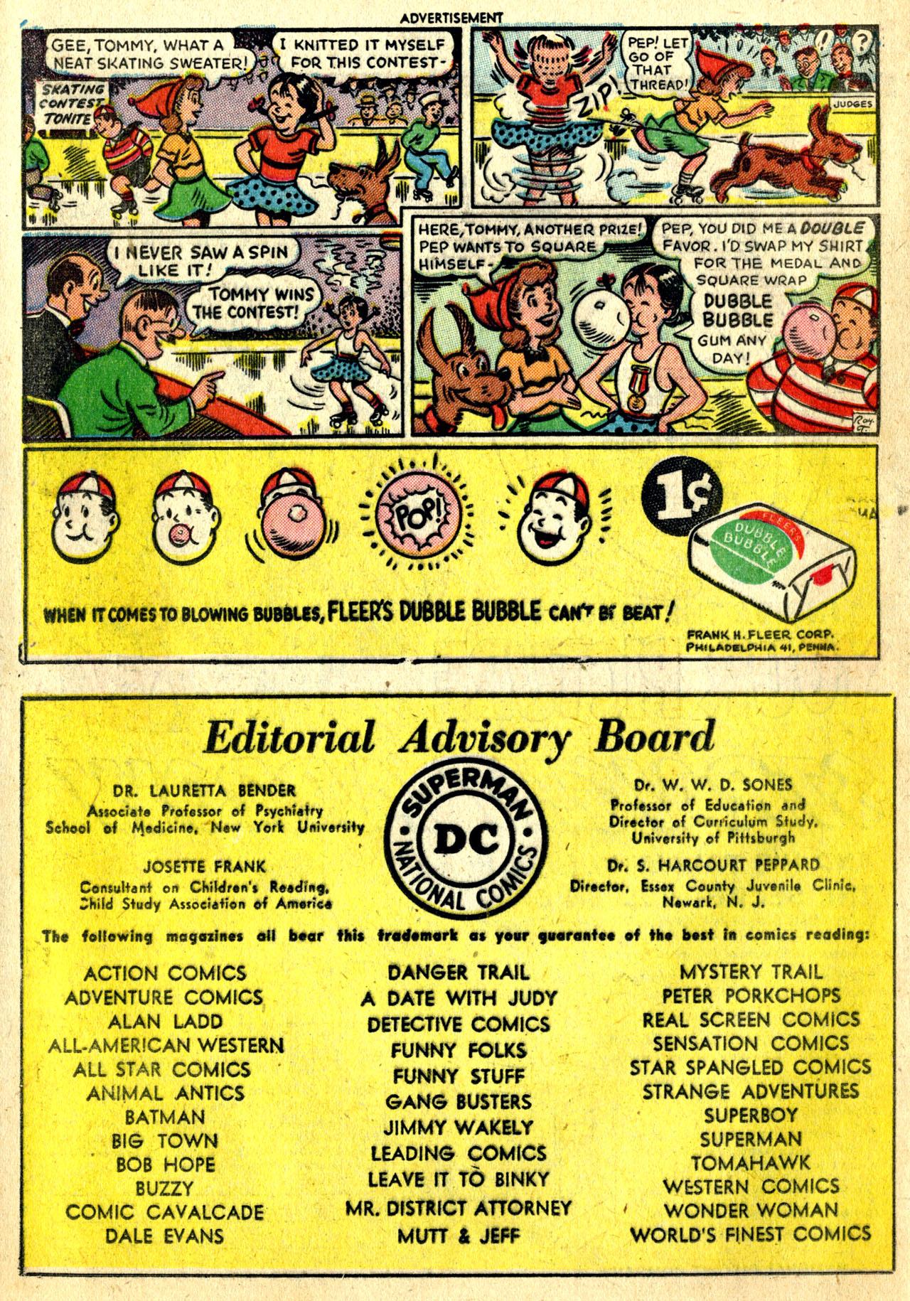Read online Detective Comics (1937) comic -  Issue #168 - 28