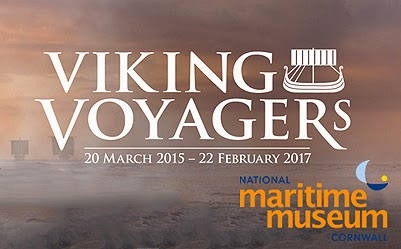'Viking Voyagers' at the National Maritime Museum Cornwall
