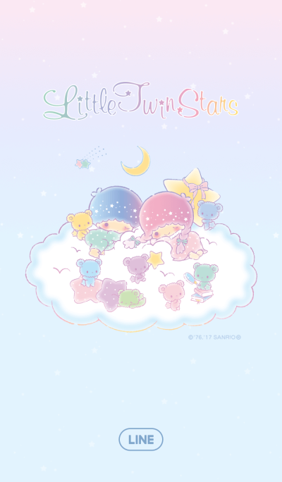 Little Twin Stars: Rainbow Bears
