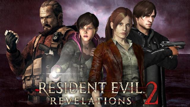 Resident Evil Revelations 2 Complete Season MULTi11
