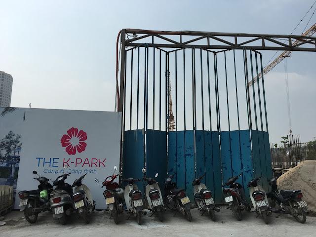 Công trình The K-Park