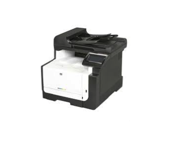 HP LaserJet Pro CM Color Multifunction Printer series