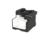 HP LaserJet CM1415fnw  Driver Windows Mac OS