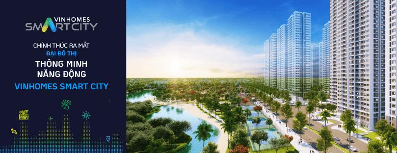 Ra mắt chính thức đại đô thị thông minh Vinhomes Smart City