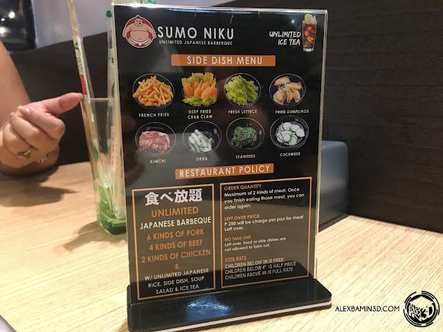 sumo-niku-side-dish