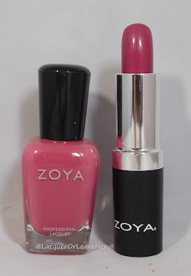 Zoya Bristol and Zoya Hera