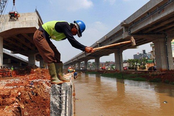 Dampak Pembangunan Tol Becakayu Terhadap Warga Taman Villa Baru