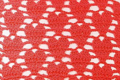 5 - Crochet IMAGEN Punto de corazón a crochet y ganchillo. MAJOVEL CROCHET