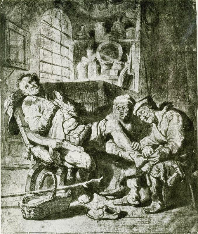 ART & ARTISTS: Rembrandt