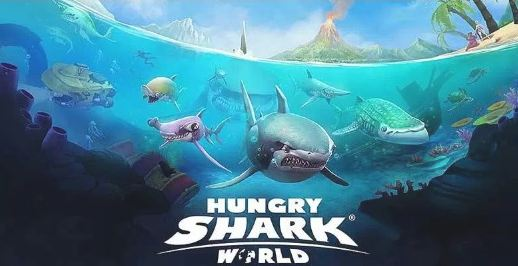 Download Game Hungry Shark World Mod Apk