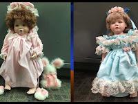 8 Boneka Porselen Gegerkan Warga Talega