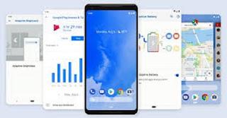 Android pie 9 bayak fitur baru - Simak kelebihan keren!!