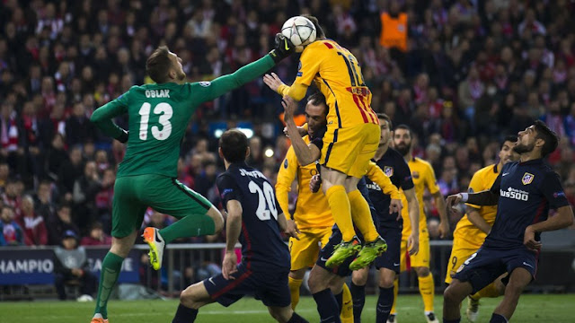 Barca Tanpa Dukungan Suporter Saat Tandang ke Atletico