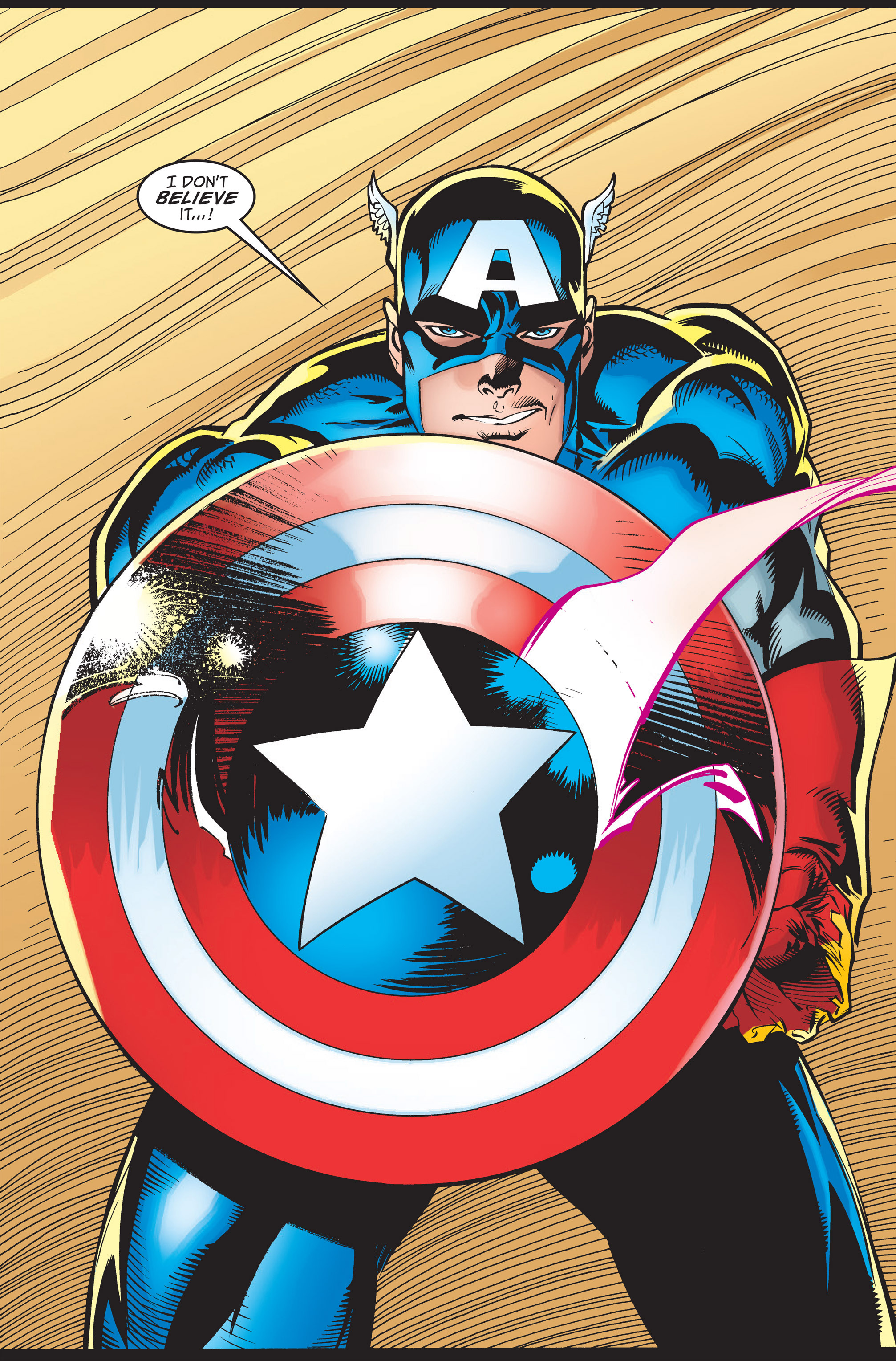 Captain America (1998) Issue #22 #28 - English 17
