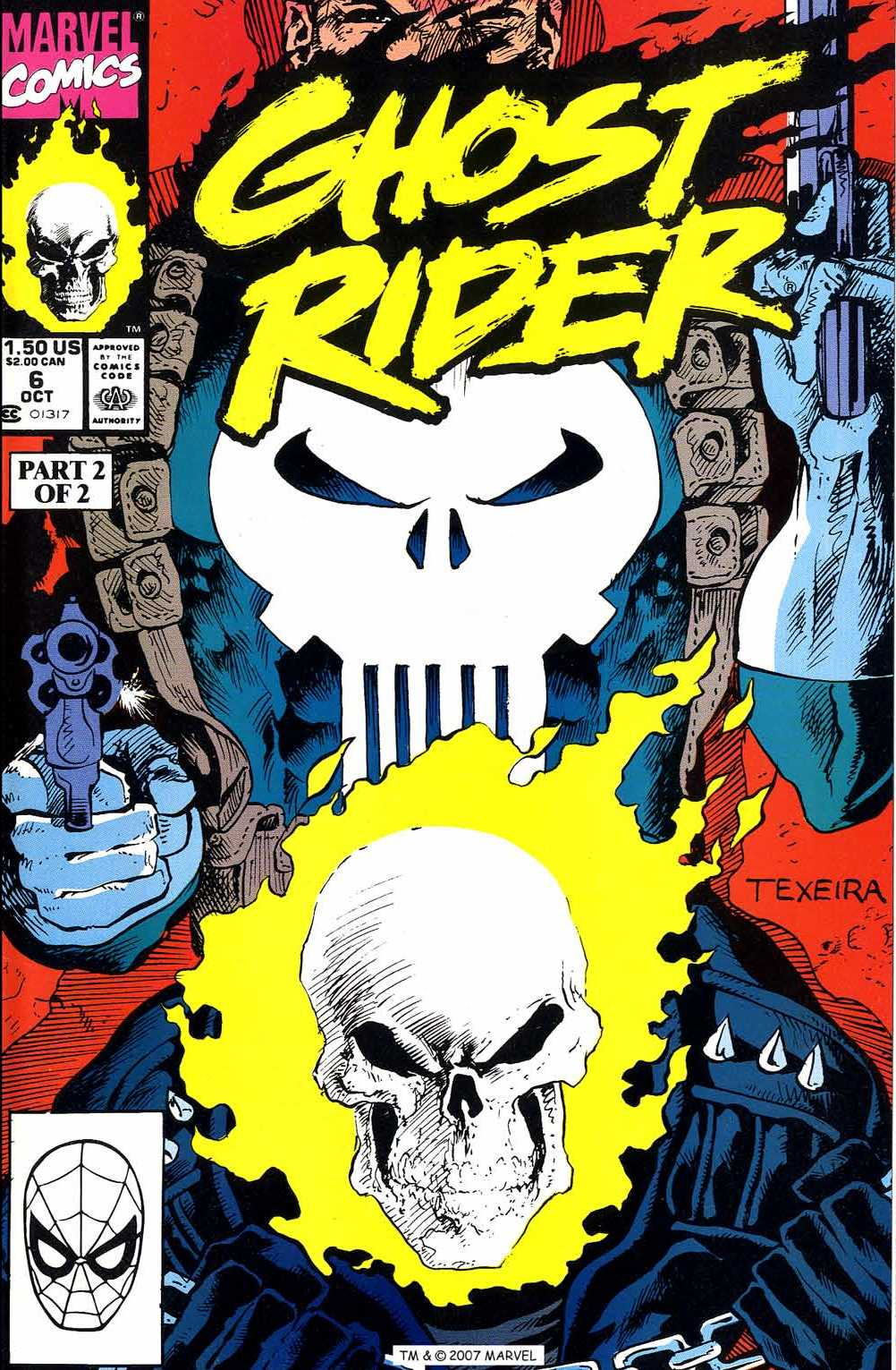 Ghost Rider (1990) 6 Page 1