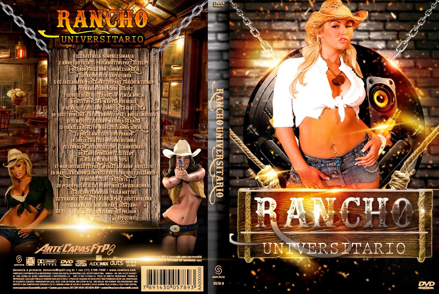 Rancho Universitário 2016 DVDRip + DVD-R Rancho 2BUniversit 25C3 25A1rio 2B2016 2B  2BXANDAODOWNLOAD