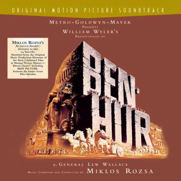 Ben-Hur, Miklós Rózsa