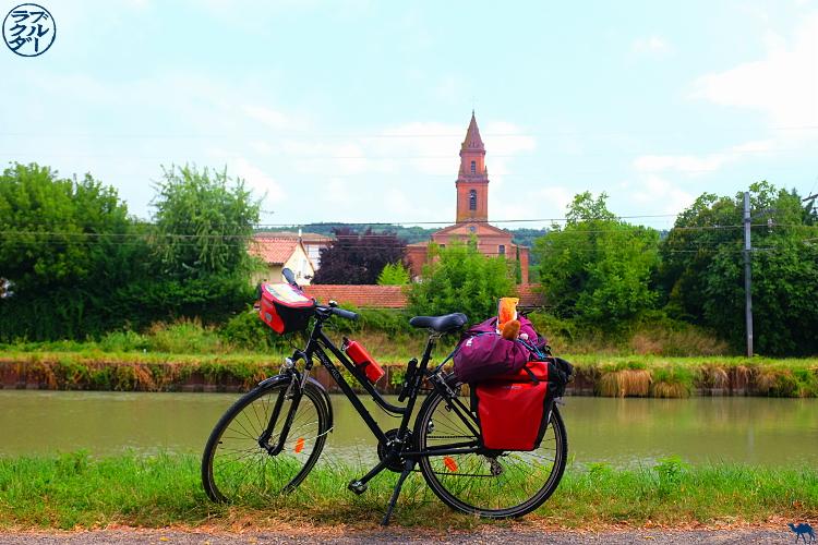 Le Chameau Bleu - Blog Voyage sur le Canal des Deux Mers à Vélo - Pause dans le Tarn Et Garonne