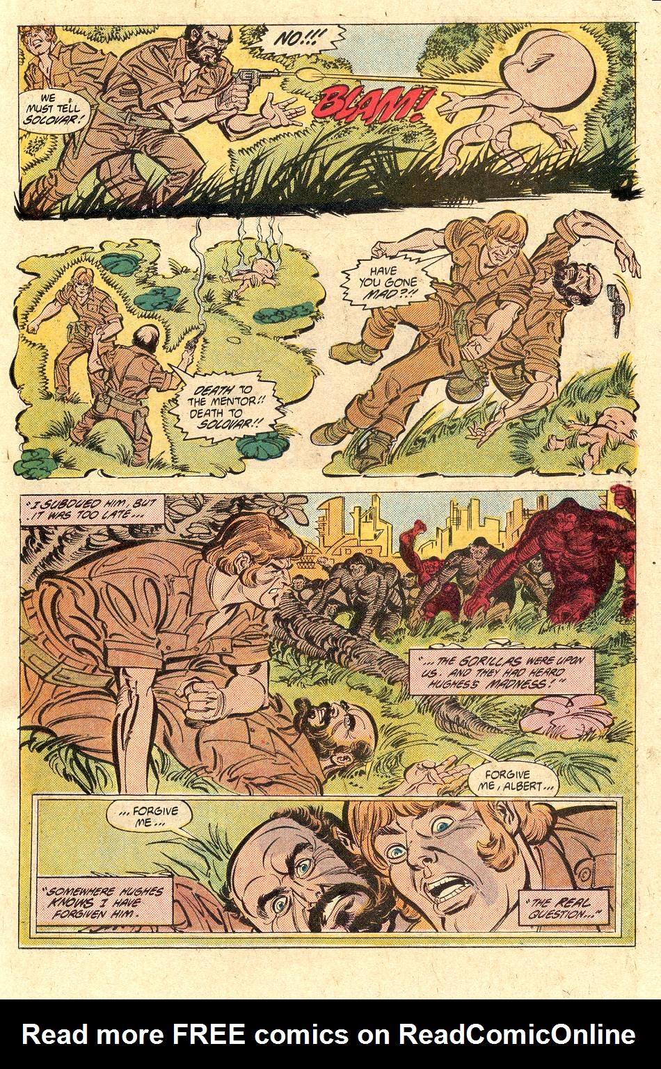 Read online Secret Origins (1986) comic -  Issue #40 - 20