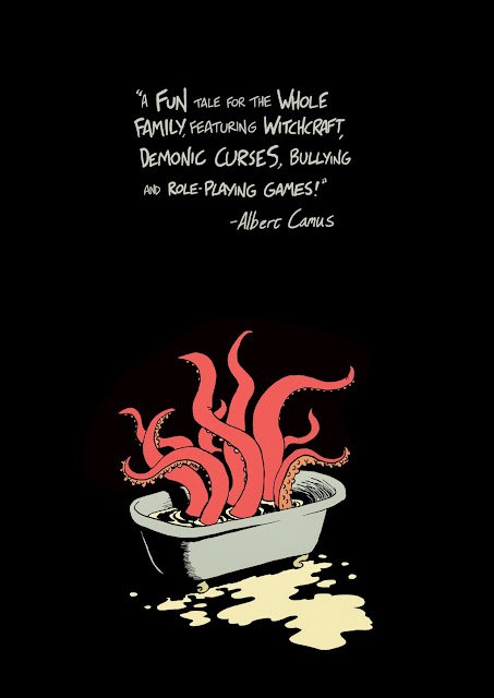 Thought Bubble Debut: The Curse Of Barry Starkey – #TBF14