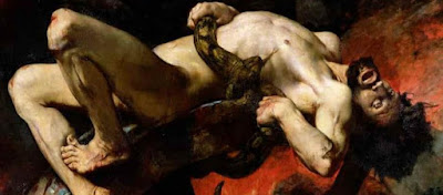 Ο βασιλιάς της Θεσσαλίας Ιξίων και η μυστηριώδης τιμωρία του στο Διάστημα
