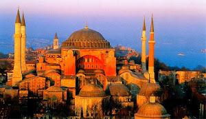 Cantiknya Hagia Sophia