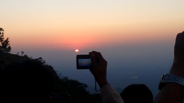 Sunset Point mount abu tour planner