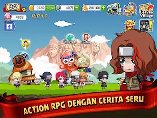 Ninja Heroes Apk Offline Terbaru