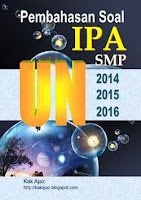 Ebook Pembahasan IPA SMP UN 2014, 2015,2016
