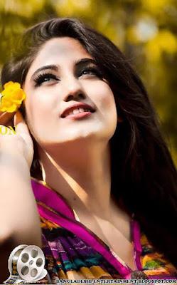 Hair flower with safa kabir