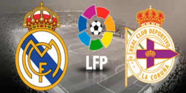 ملخص وأهداف مباراة ريال مدريد وديبورتيفو لاكورونا